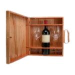 Cajas para Vinos de Madera